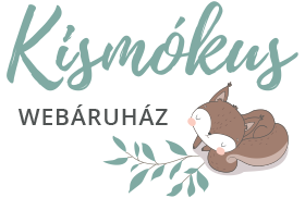 Kismókus webáruház